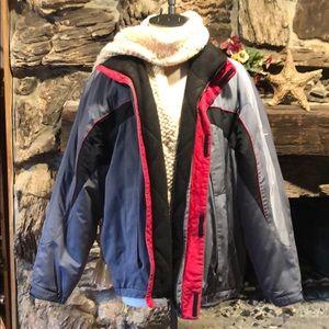 Pacific Trail Outdoor Wear hidden hood jacket.